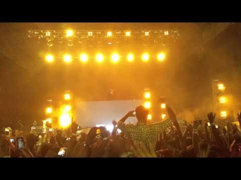 Skrillex in Bangalore