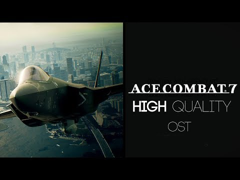 Net-Zone| Ace Combat 7 Request missions 3 OST