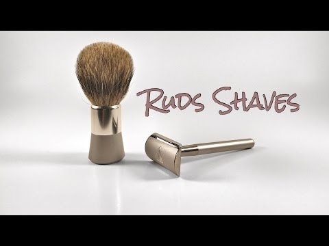 Bevel Razor & Bevel Brush review