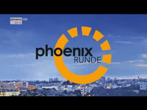 """phoenix Runde: """"Finanzen, Flüchtlinge, Brexit – Baustelle Europa"""" vom 18.04.2018"""