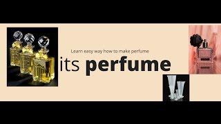 How to make perfume - Home based business - घर बैठे करे बिजनेस- बनाये परफ्यूम और कमाईये