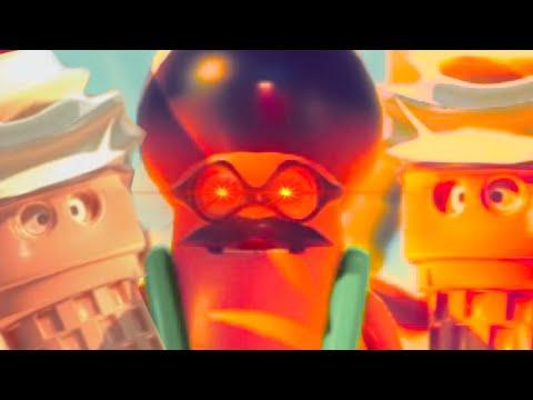 เกมที่คุณจะได้เจ็บตัวกันบนเกาะ {เกรียนเกม THE Series}  Rubber Bandits Summer Prologue