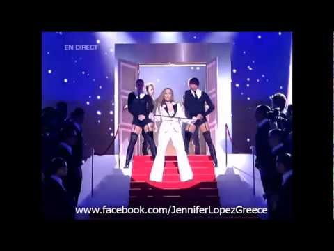 Jennifer Lopez  - Get Right (Live At NRJ Music Awards 2005)