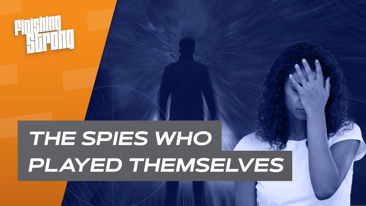 Finishing Strong - Episode 4: I Spy