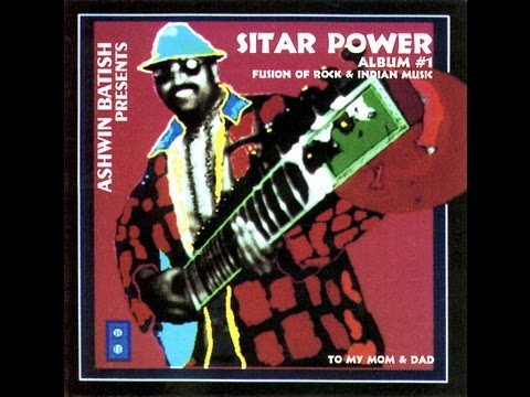 Sitar Power Man Ashwin Batish Plays Bombay Boogie - Fusion o