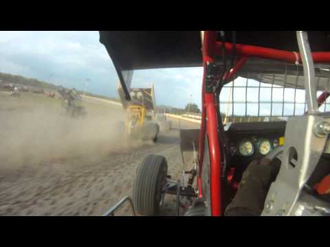 North Central Speedway UMSS Sprints 2015-09-06