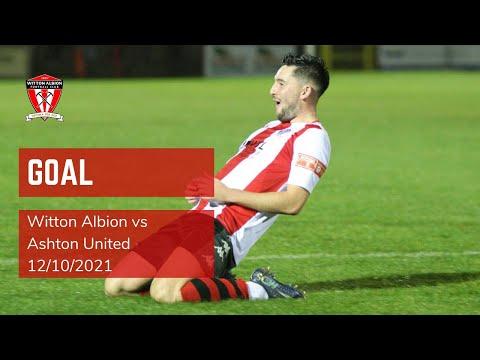 Witton Ashton Utd Goals And Highlights