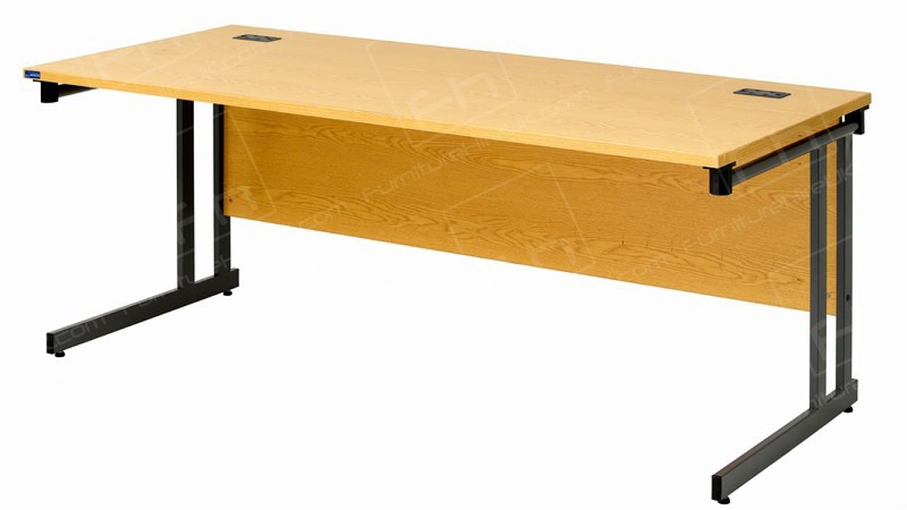 Folding Desk Assembly Demo