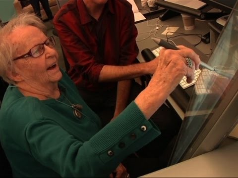 A 97-Year-Old Visits Google, Is Flabbergasted By 'The Future'