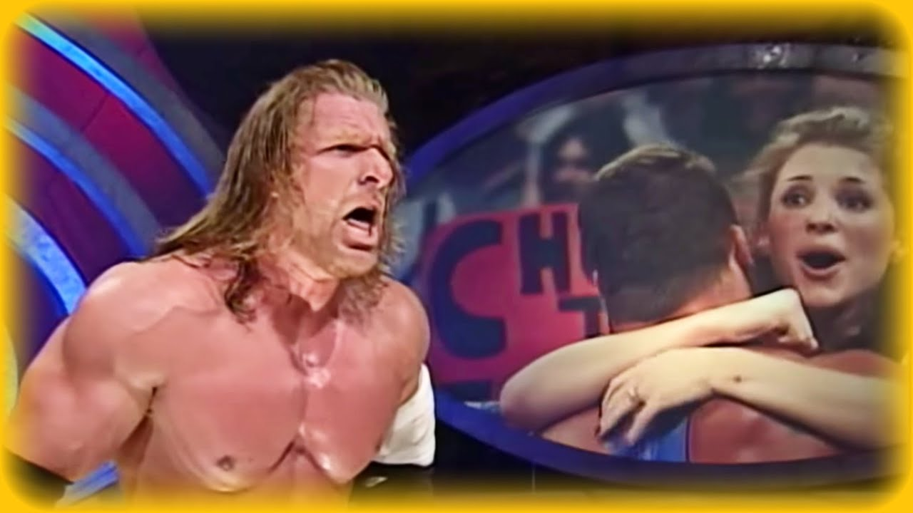 Revisit everything that happened between Stephanie & Triple H: Sunday Night HeAT, Aug. 06, 2000