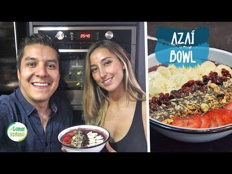 BOWL DE AZAÍ con Sofía Sisniega