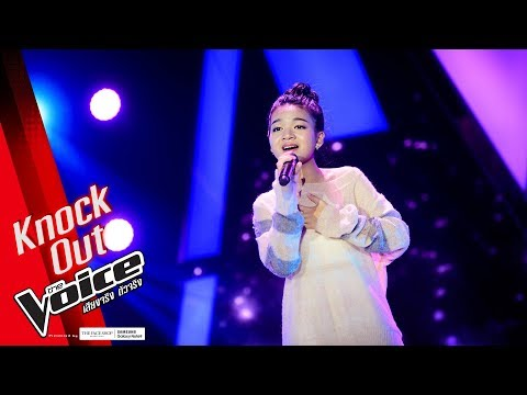 แตงโม - 04.00 - Knock Out - The Voice Thailand 2018 - 14 Jan 2019
