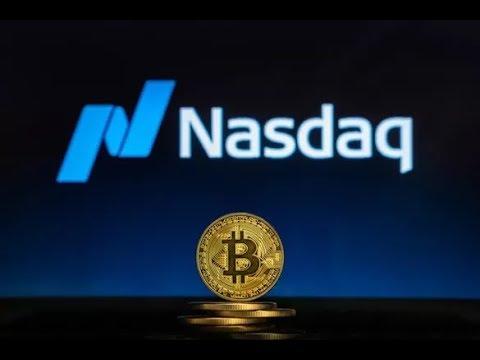 Bitcoin + NASDAQ Trading Speculation