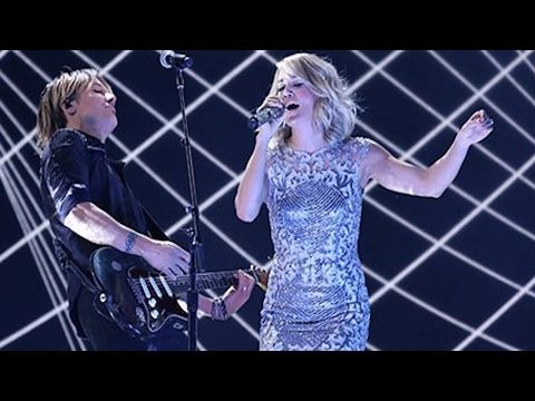 Grammy Awards 2017: Carrie Underwood & Keith Urban's Performance Was Incredible