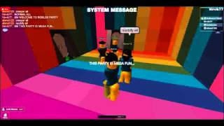 Roblox Mega Fun Party-