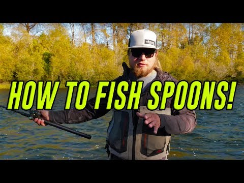 """How-To"" SPOON FISHING For Salmon, Trout, & Steelhead. (COMPLETE GUIDE!)"