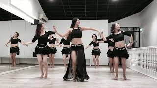 Belly Dance Class by Desert Roses, Dance Fitness in Singapore 新加坡肚皮舞舞蹈课程