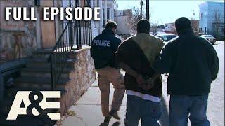 Manhunters: Fugitive Task Force: Escaped Burglar Taken Down - Full Episode (S1, E11) | A&E