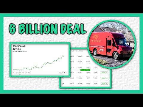 WHY WORKHORSE WILL GET THE 6 BILLION USPS DEAL