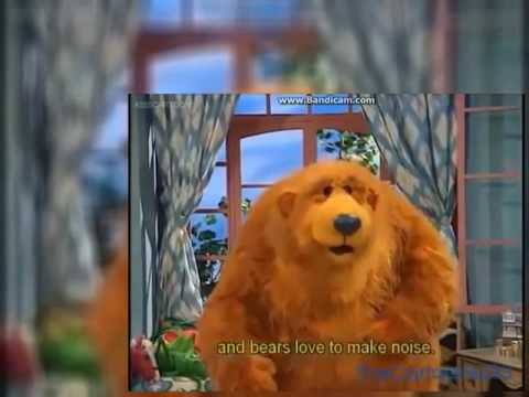 Bear in the Big Blue House Dancin the Day Away