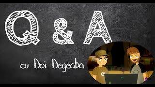 Doi Degeaba Q&A iunie 2018