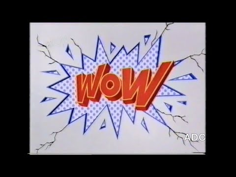 WOW programme 1 1996 (edited) The Media Merchants Production