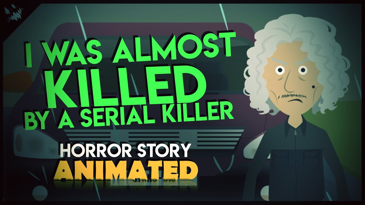 Download I Was Almost killed By A Serial Killer (True Horror Story Animated)