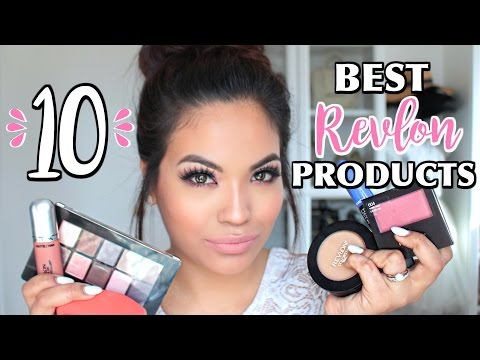 The 10 BEST Revlon Makeup On The Market You Must Try!