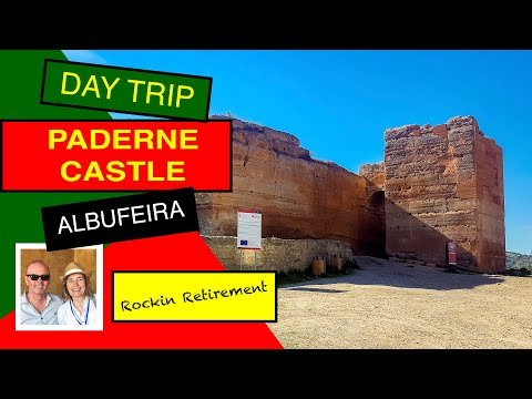 Albufeira Day Trip Paderne Castle The Algarve Portugal 2019