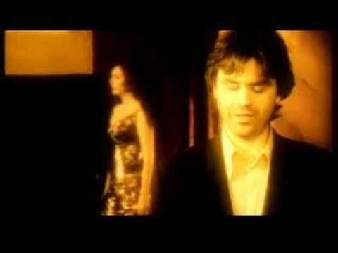 Andrea Bocelli & Sarah Brightman Time To Say Goode