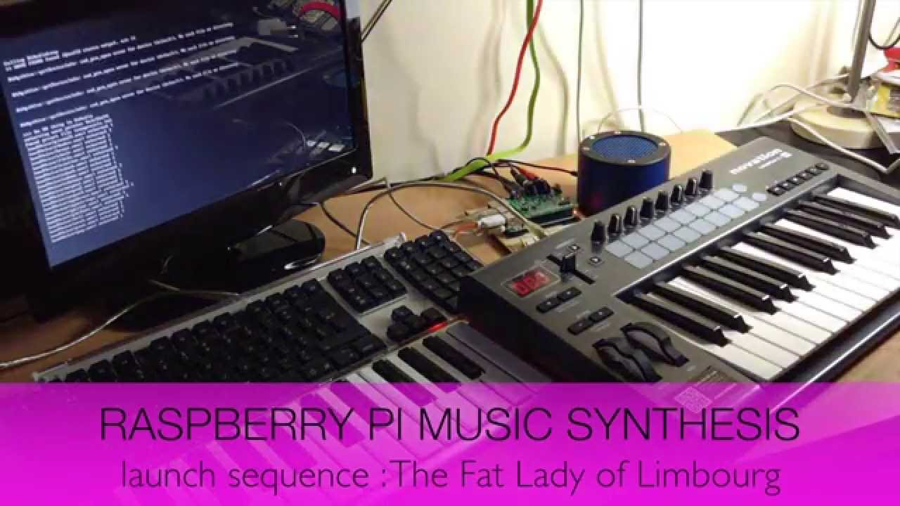 Raspberry Pi Music Synthesis – multi-synth sequencing