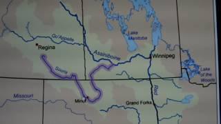 Trend Update: Blood Red Souris River, North Dakota, August 2016