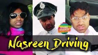 Download Video Nasreen Driving | Rahim Pardesi | Desi Tv Entertainment MP3 3GP MP4