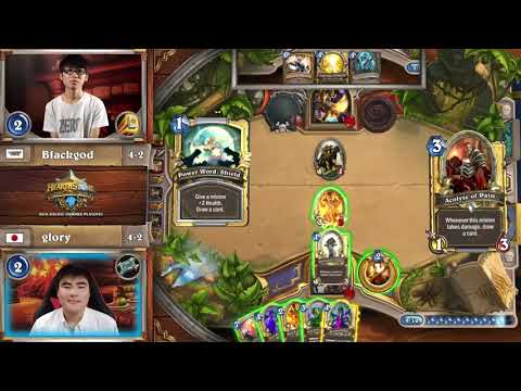 Blackgod vs. glory - Round 7 - 2018 HCT Asia-Pacific Summer Playoffs