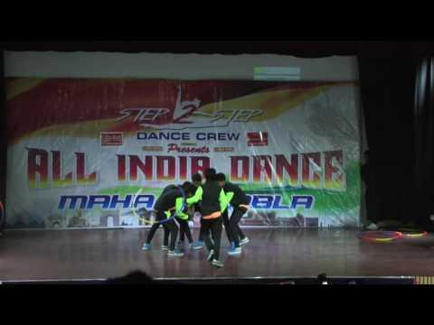 AL INDIA DANCA KA MAHA MUKABLA / STEP 2 STEP DANCE CREW
