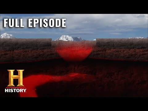 Yellowstone: Big Volcano Ready to Erupt | How the Earth Was Made (S1, E8) | Full Episode | History