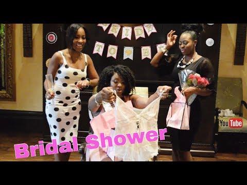Sexy Bridal Shower