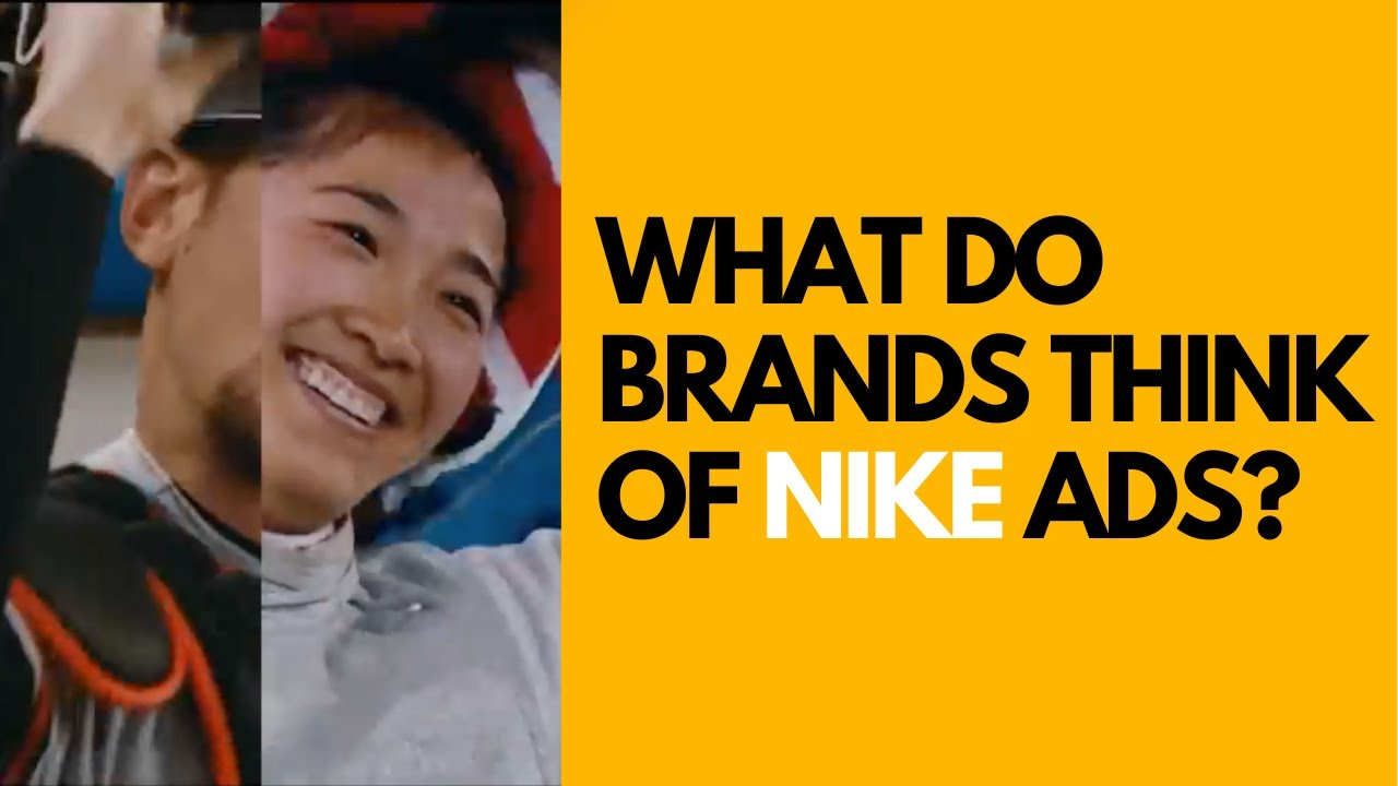 New Nike Ad Is It Cheesy Advertising Or Genius Youtube