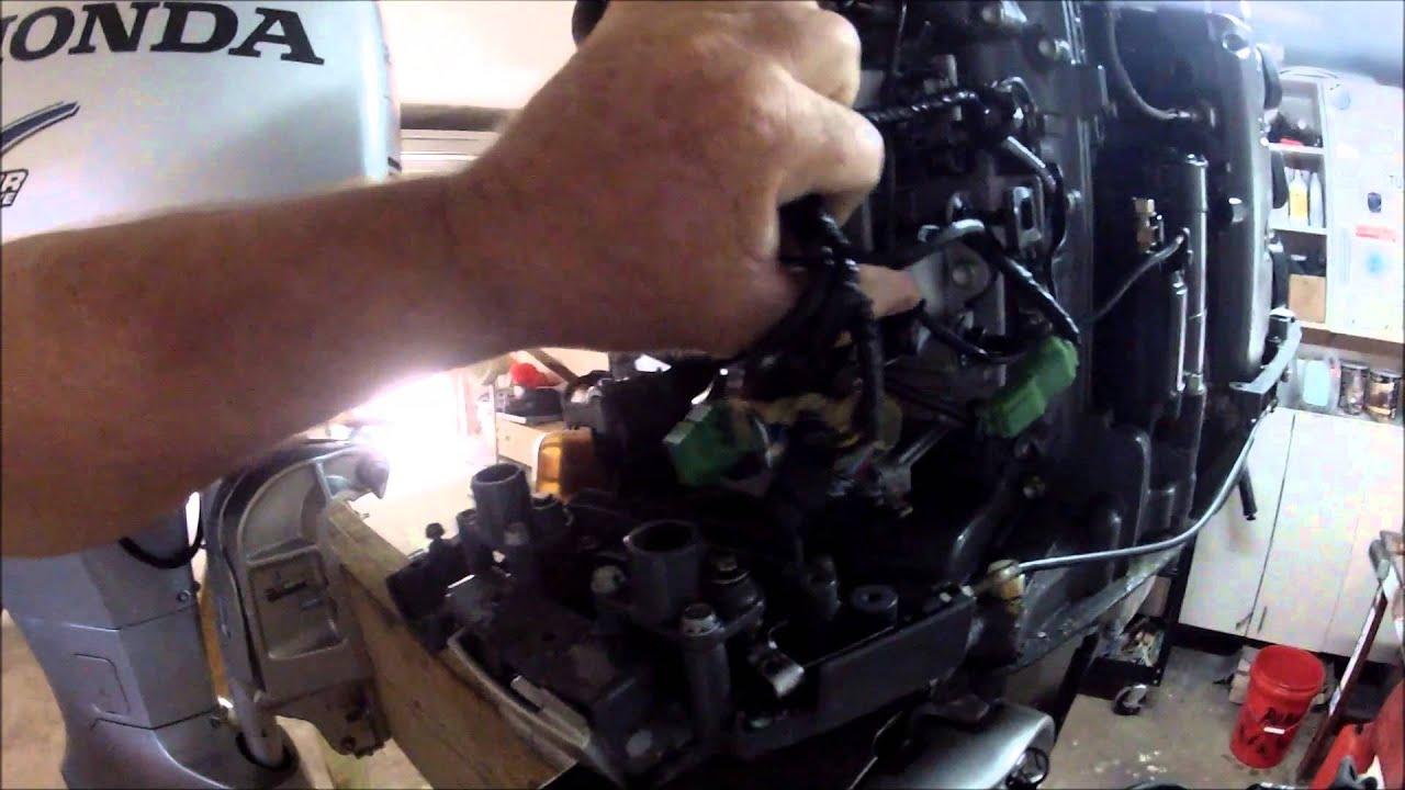 2006 honda 225 outboard parts sale 5 29 14 [ 1280 x 720 Pixel ]