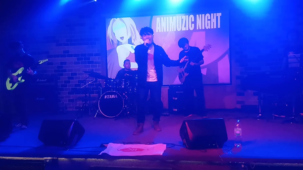 5 Minute Heroes - Brave Heart Digimon Medley ( Incomplete Cover @ Animusic Night 2019 )