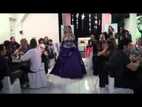 Clipe Festas de 15 anos do Estúdio Carlos Rezende & Via Center Hall - Curitiba-PR