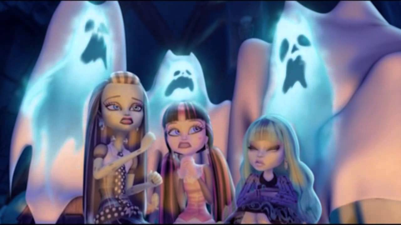 Monster High Verspukt Trailer Youtube
