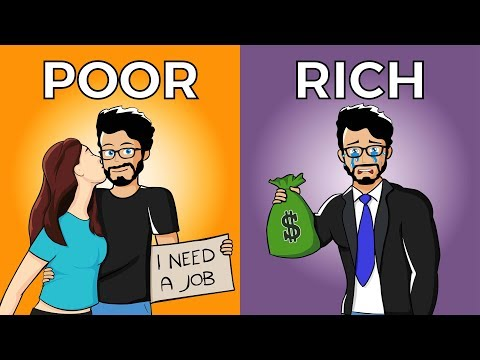 The SHOCKING Truth About Making Money (Animated)