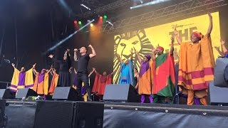 THE LION KING: West End Live 2016