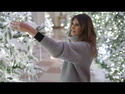 2017 Christmas Decorations at the White House