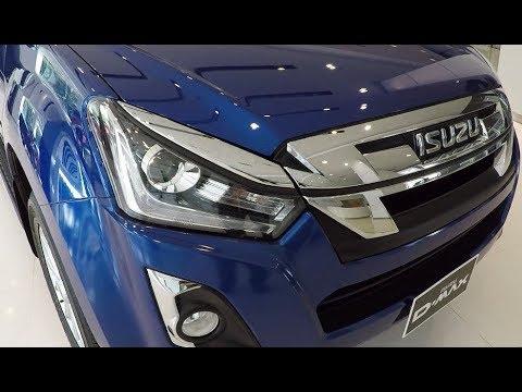 (Teaser) Preview - 2018 Isuzu D-MAX 1.9 & 3.0 Ddi BluePower Thailand (Hi-Lander, V-Cross & Spacecab)