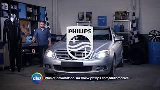 PHILIPS TUTO - Comment remplacer les lampes de votre Mercedes-Benz Classe C