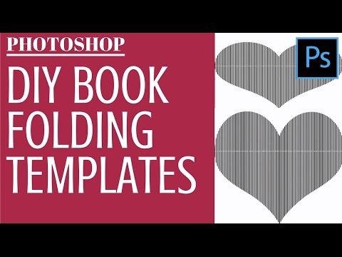 make book fold templates