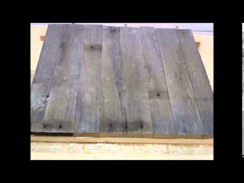 Ohio State University OSU sign made from Pallet Wood on Laguna CNC Router by Geppetto Creations