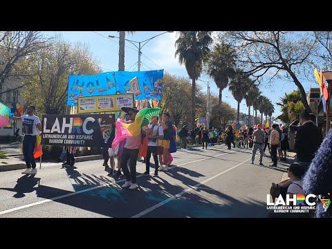 LAHRC - Midsumma Pride March 2021